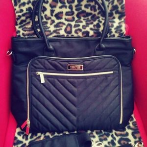 Kenneth Cole REACTION Tote with strap